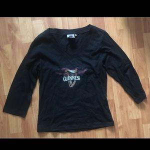 Guinness Women's 3/4 Sleeve Shirt
